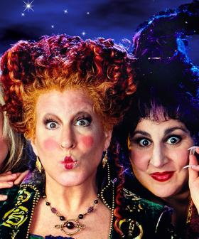 A Hocus Pocus Sequel Is Reportedly In The Works