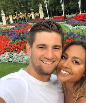 Jessica Mauboy Is Reportedly Engaged To Themeli Magripilis