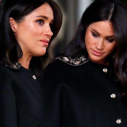 Meghan Markle Was Asked How She's Doing - And She's Not OK