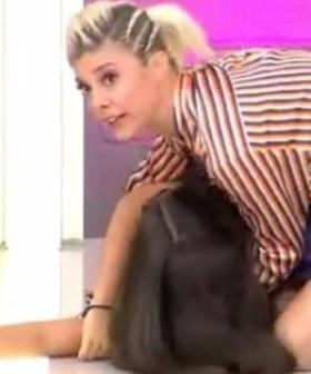A Model Fainted After A Reality Show Makeover Didn't Go Her Way