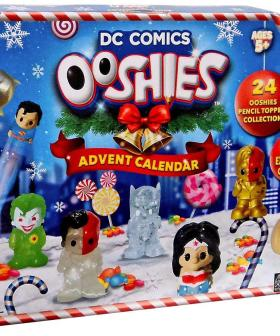Ooshie's Advent Calendars Are Here For Christmas