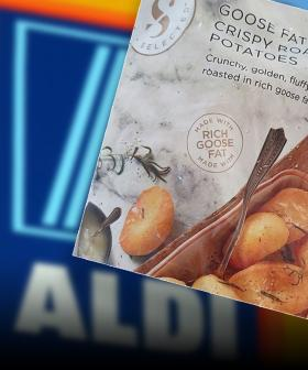 Aldi Now Have Christmas-Level Goose Fat Potatoes For Just $4
