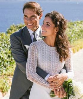 Tennis Star Rafael Nadal Marries His Childhood Sweetheart In Fairytale Wedding