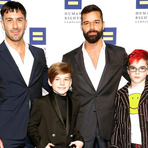 Ricky Martin And Husband Jwan Yosef Announce Birth Of Fourth Child