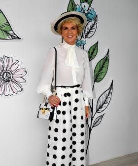 http://The%20Hon.%20Julie%20Bishop%20poses%20for%20photos%20in%20The%20Park%20during%20Derby%20Day%20at%20Flemington%20Racecourse,%20Saturday,%20November%202,%202019.%20(AAP%20Image/James%20Ross)%20