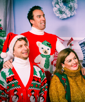 The Christmas Card Photoshoot