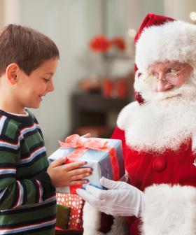 Westfield Launches 'Sensitive Santa' For Autistic Children