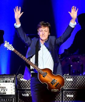Paul McCartney Announced As Headlining Act For Glastonbury 2020