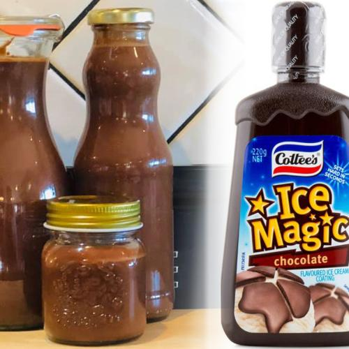 You Can Now Make Homemade Ice Magic That Tastes Like A Bought One