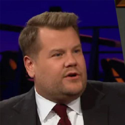 James Corden Left Completely Speechless After Guest Calls Him Out On-Air