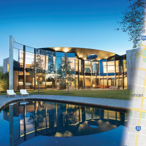 Melbourne Suburb Found To Be The Home Of 23 Of The 250 Richest People In Australia
