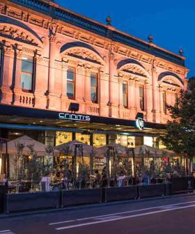 Famous Italian Restaurant Chain Crinitis Goes Into Administration