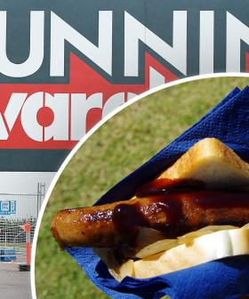 Bunnings Is Throwing A Massive Bushfire Fundraiser Sausage Sizzle Right Now
