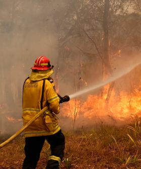 """Catastrophic Danger"": Parts Of NSW To Face Horror Conditions As Fires Rage"