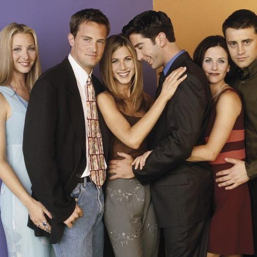 A FRIENDS Reunion Special Is Reportedly In The Works