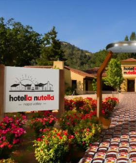 A Hotel Dedicated To Nutella Is Opening