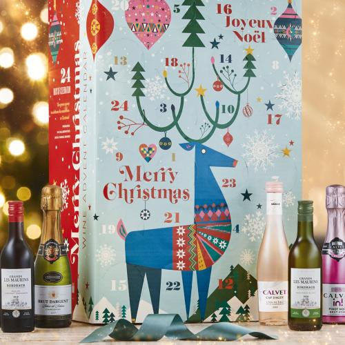 ALDI's Cult Wine Advent Calendar Is Coming Back This Year!