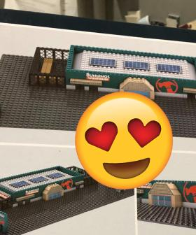 You Can Now Get A LEGO-Style Bunnings Warehouse, And We Need It