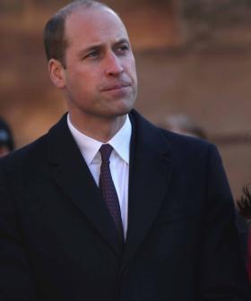"Prince William Secretly Battled Coronavirus In April, Was ""Struggling To Breathe"""