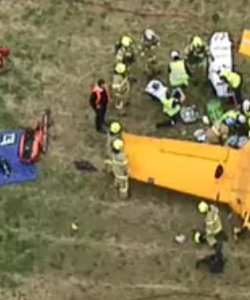Man Rushed To Hospital Following Plane Crash In Melbourne