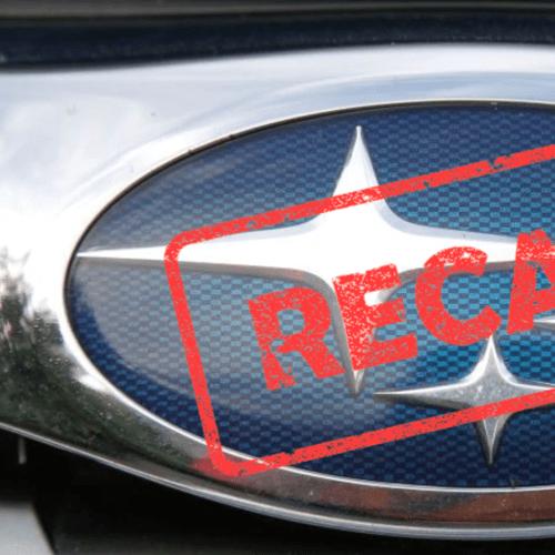 Major Recall On Subaru Vehicles Over 'Excessive Smoke' Problems