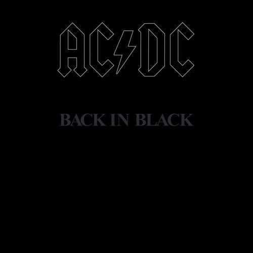 AC/DC's 'Back in Black' Officially Goes 25 Times Platinum In US
