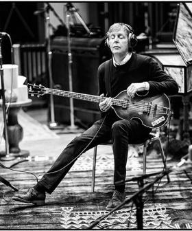 Paul McCartney Recorded A Christmas Album But No, You Can't Hear It