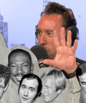 The Mount Rushmore Of Comedy