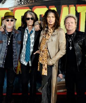 Aerosmith Drummer Sues Band For Not Letting Him Play