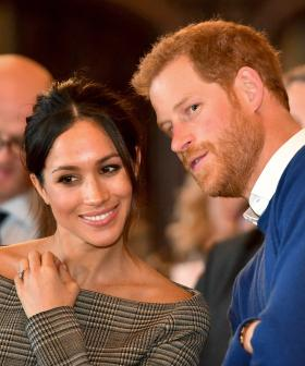 "Prince Harry And Meghan Markle Shock Decision To ""Step Back"" From Royal Duties"