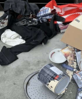 It Turns Out Dumped Rubbish Is The Biggest Issue For Melburnians