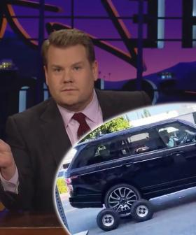 James Corden Addresses Viral Video Showing Him Pretending To Drive In Carpool Karaoke