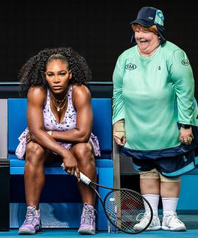 Serena Williams Is The Latest Celeb To Join Sharon Strzelecki For An Uber Eats Ad