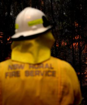Bushfire Assistance Under Cyber Attack