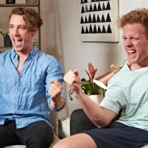 Adam & Symon Make Surprise Return In The New Season Of Gogglebox!