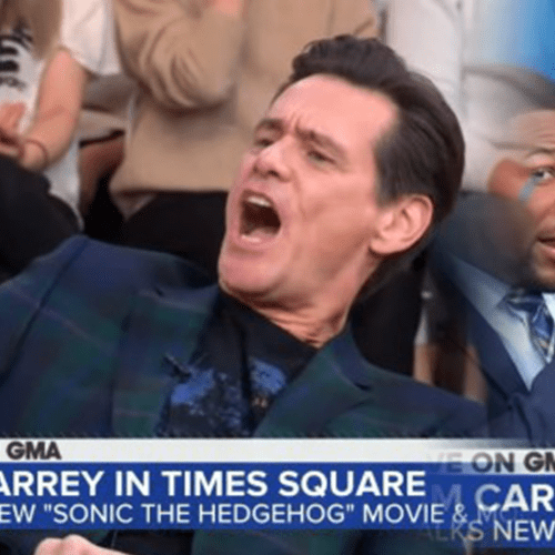Jim Carrey Leaves Viewers Stunned With Bizarre Appearance On Morning TV Show