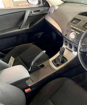 Aussie Mum Slammed After Dropping Off 'The Dirtiest Car Ever' Off For A Clean