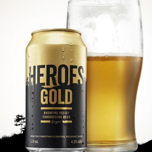 Order Your Heroes Gold Here!