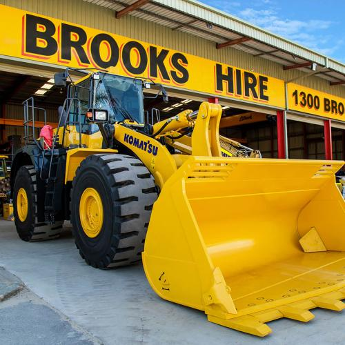 Win A Break With Brooks Hire