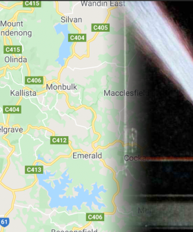 Smoke Warning In Place For Many Areas This Morning Following Huge Factory Just Outside Melbourne