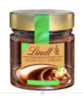 Lindt Has A New Hazelnut Spread Which Could Give Nutella A Run For Its Money