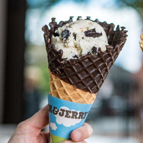 Ben & Jerry's Are Giving Away Free Scoops of Ice Cream Next Week