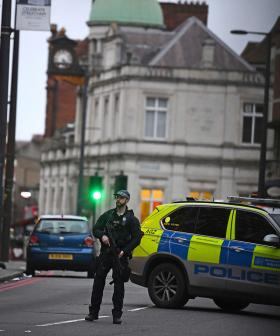 Three People Wounded In London Stabbing That Has Since Been Declared 'Terrorist-Related'