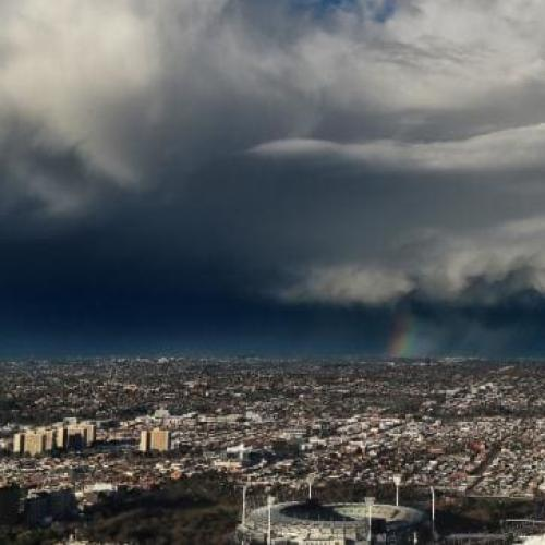 """""""Very Intense & Violent"""": Melbourne Could Be Smashed With Severe Thunderstorms This Afternoon"""
