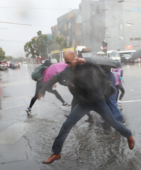 Melbourne's Weather Is Set To Ruin Your Romantic Valentine's Day Plans