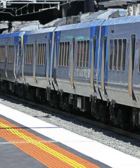 Could You Outrun A Melbourne Train? This Guy Tried And It Was Closer Than We'd Have Thought