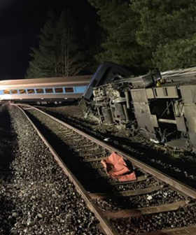 """It's A Complex Investigation"": Victoria Police Give Update On Deadly Train Derailment"