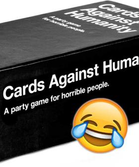 You Can Now Play 'Cards Against Humanity' Online So Tag Your Mates For A Laugh In Isolation