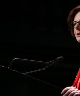 Former Prime Minister Julia Gillard Placed In Isolation
