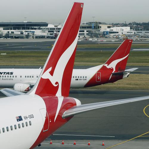 Qantas Slashes Overseas Flights Due to Coronavirus Impact